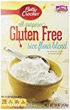 Gold Medal Gluten Free Rice Flour Blend Flour 1.0 lb Box (pack of 6)
