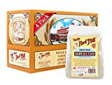Bob's Red Mill Gluten Free Brown Rice Flour, 48-ounce (Pack of 4)