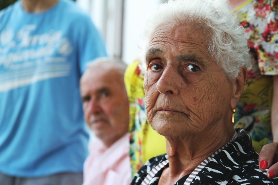 Yadira's grandmother