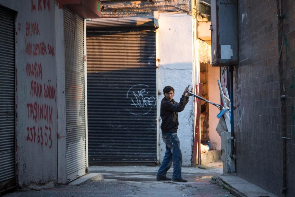 Istanbul - Back Alley