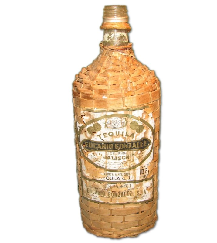 paul dresman tequila bottle gimpd