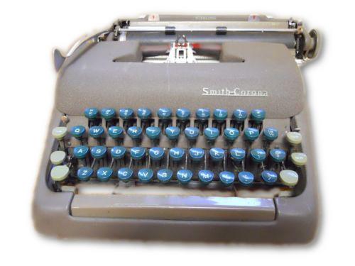 typewriter ed