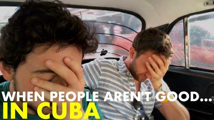 Robbed in Cuba