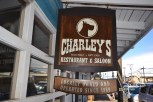 We had a breakfast sampler at Charley's