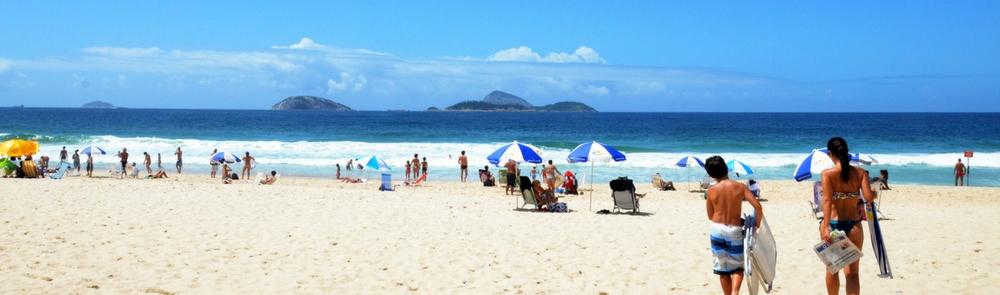 Rio beach essentials checklist