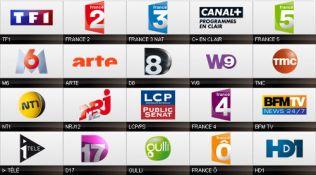 1/2 Price French TV Programs!