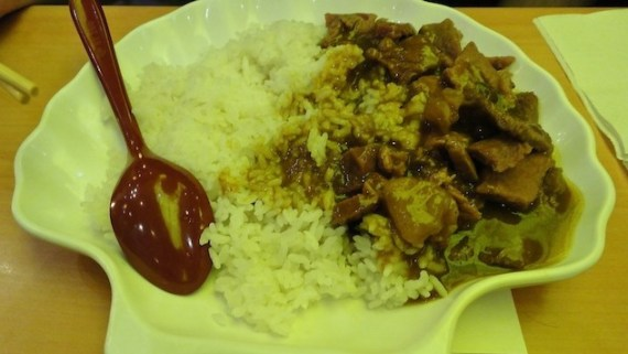 nourriture chine