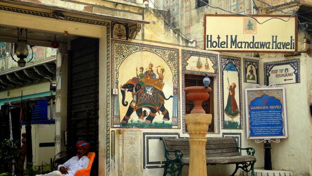 Inde 18 Septembre - Balade dans Mandawa 031