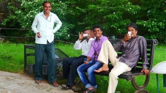 Inde 25 septembre - Kumbhalgarh Fort (11)