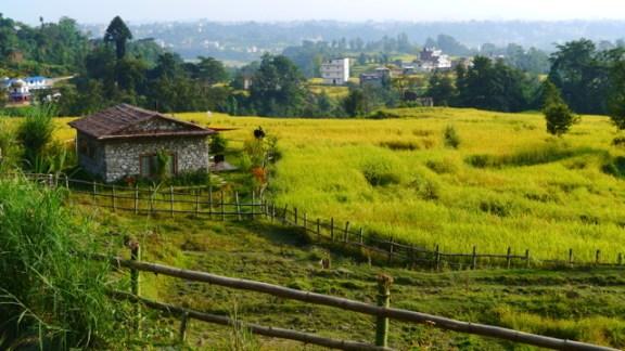 Nepal 6 octobre - Chandeswori, Pauline's Guesthouse (33)