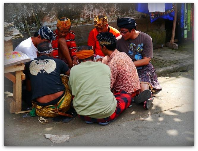 Indonesie 9 aout - Tampaksiring (Gunung Kawi) (2)