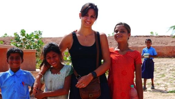 Inde 21 Septembre - Route de Jaisalmer - Khuri 008