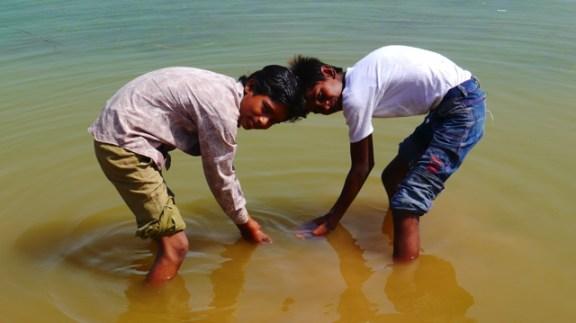 Inde 21 Septembre - Route de Jaisalmer - Khuri 013