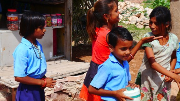 Inde 21 Septembre - Route de Jaisalmer - Khuri 030