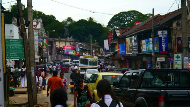 visite de Sigirya, Dambulla et Kandy