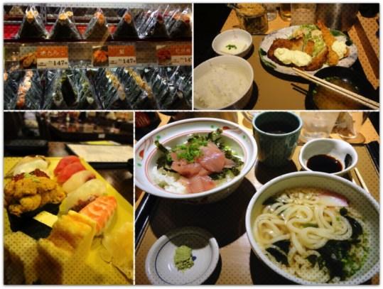 Japonese food... so delicious!