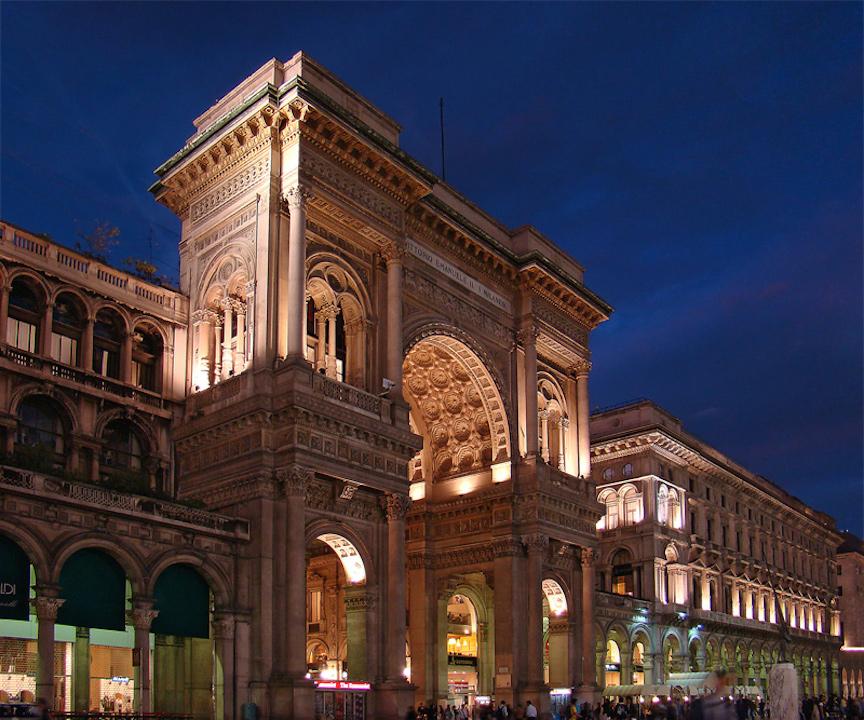 visiter milan 3 jours Galleria Vittorio Emanuele II