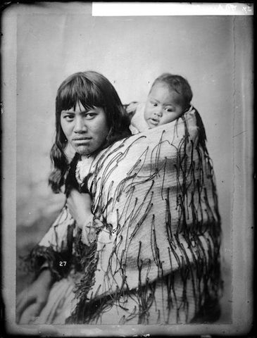 Femme Maorie