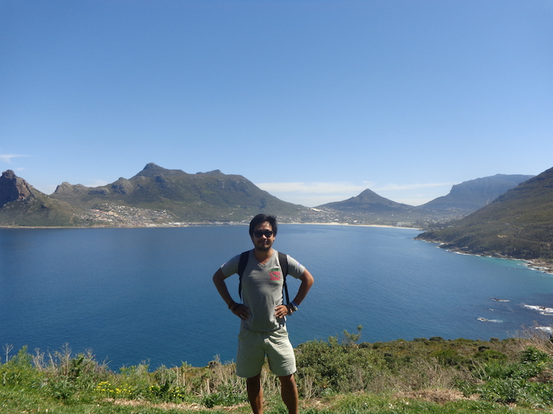 Afrique du sud tanned photo 2