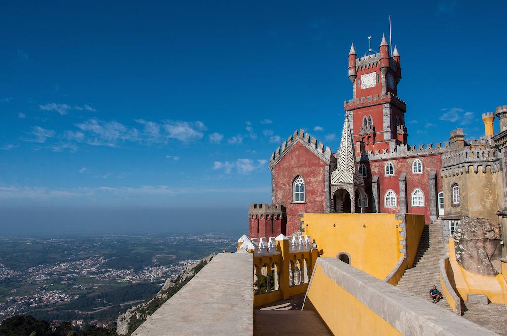 Palais de Pena a voir absolument lors d'un voyage au Portugal
