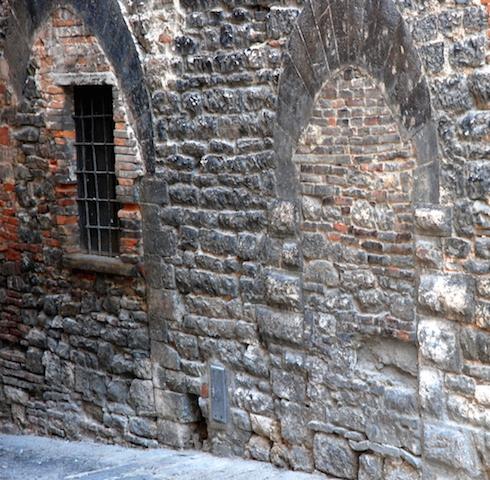 porte des morts Gubbio