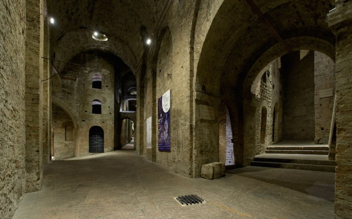 La Rocca Paolina Perugia, Ombrie