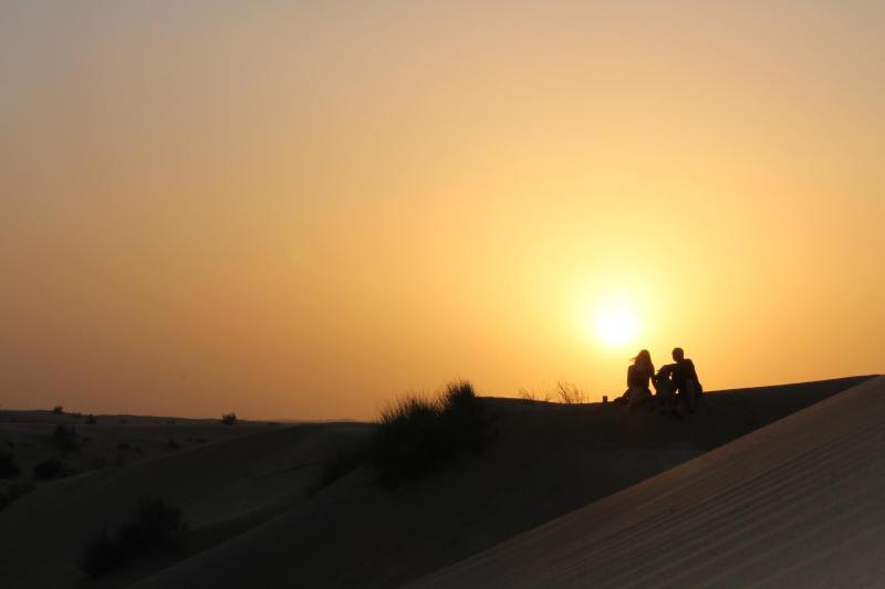 Désert de Dubaï