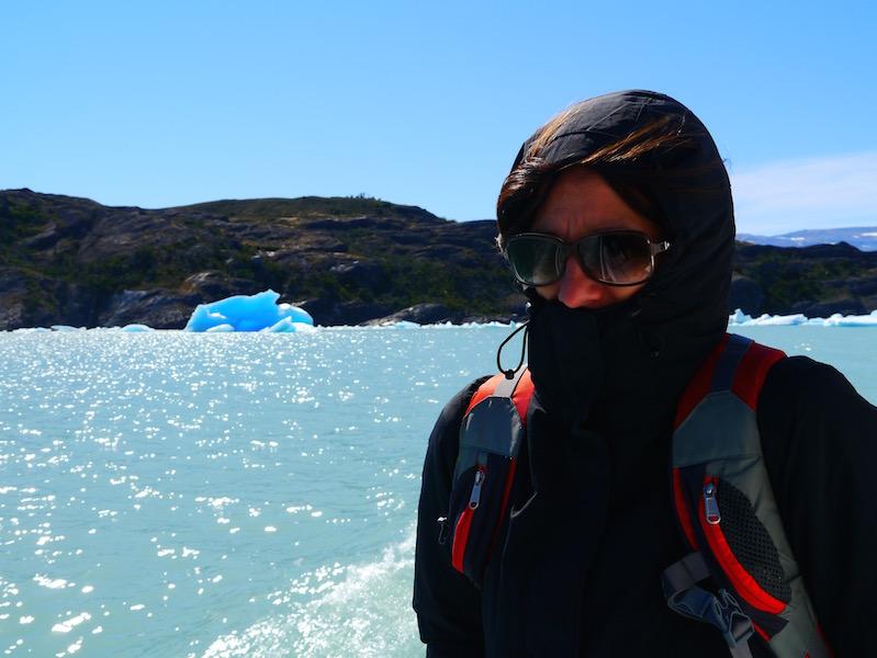 Bon, ok, on a eu un peu froid en Argentine. En même temps, on était à proximité du glacier du Perito Moreno!