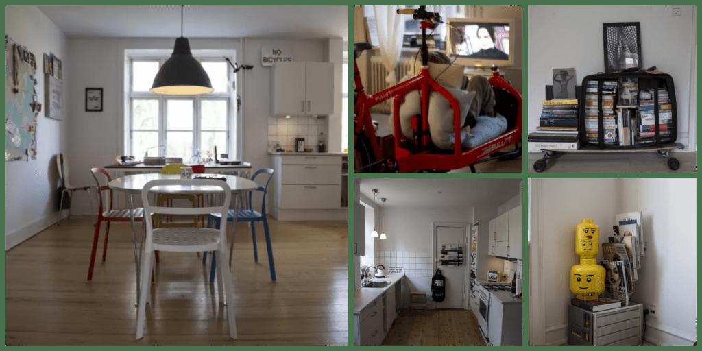 logement insolite copenhague airbnb