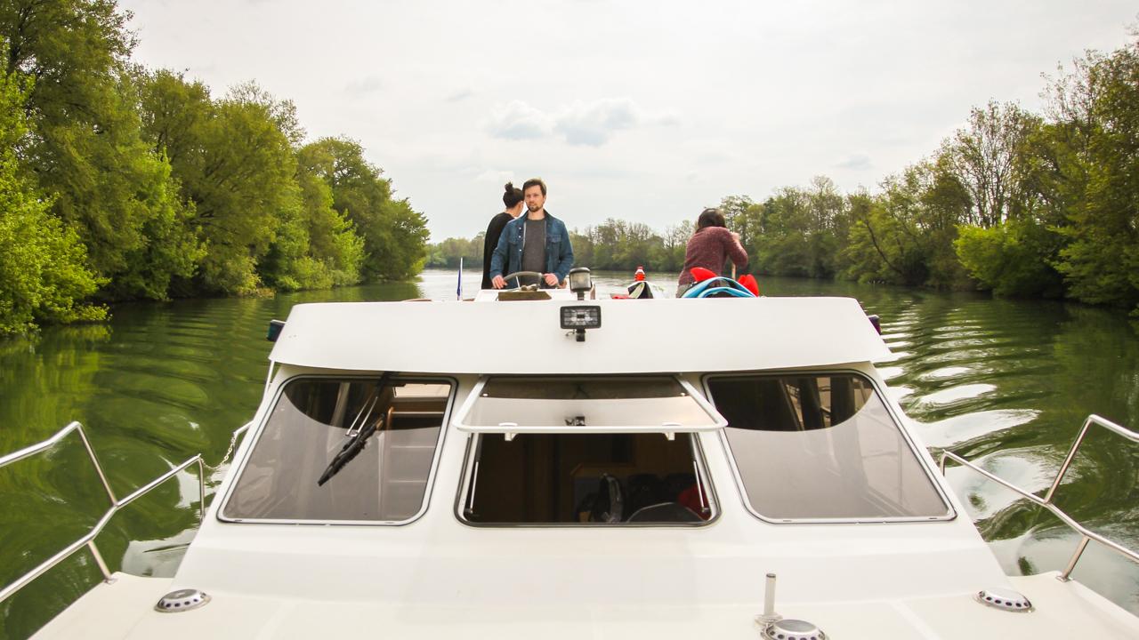 Croisiere fluviale saone canalous nowmadz blog de voyage
