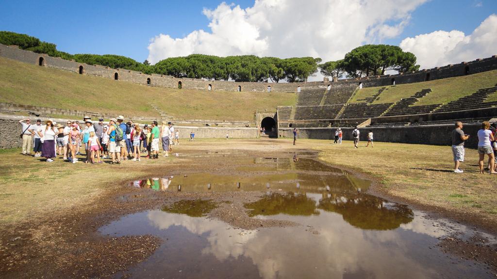 weekend sur la cote amalfitaine-1 pompei