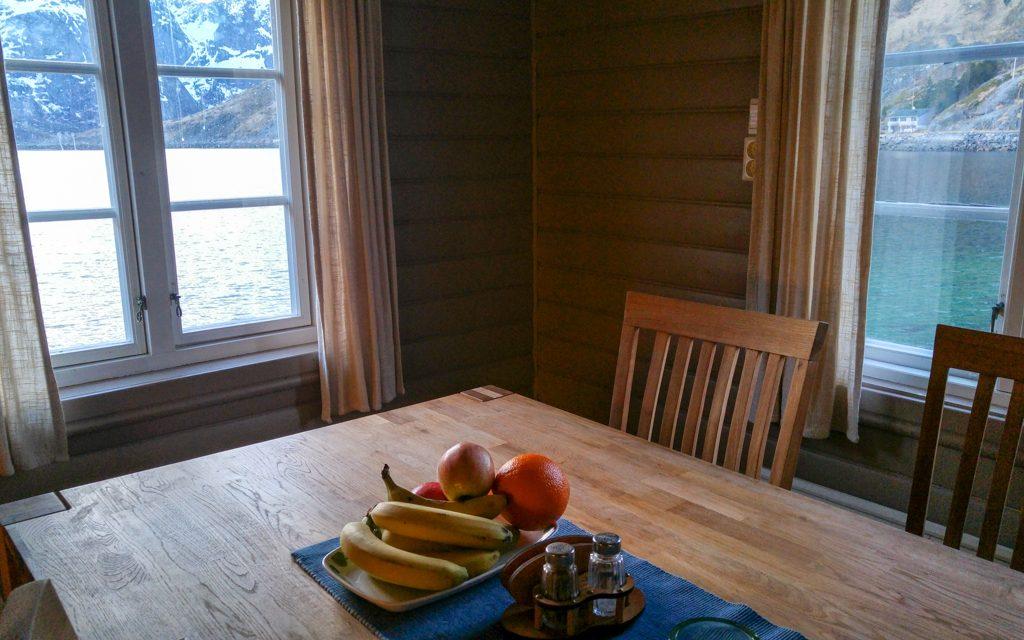 Voyager en Norvège avec un bébé et loger aux Lofoten