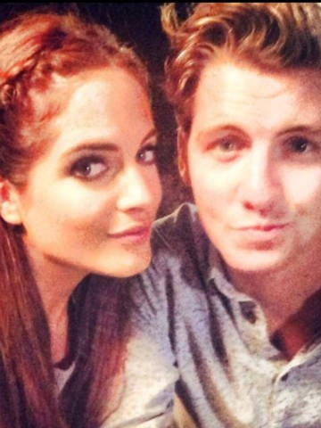 Binky Felstead and Stevie Johnson | Made In Chelsea | Pictures | Photos | New | Celebrity News