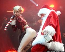 #NowNews :¿Miley Cyrus arruinó la navidad?