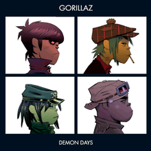 Back to the Now Music : Gorillaz – DARE
