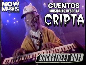 """#Especial   Cuentos musicales desde la critpa : 10 secretillos de """"The Backstreet Boys""""."""