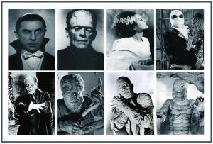 """#Curiosidades Famosos monstruos de Universal tendrán su propia versión de """"Avengers"""""""