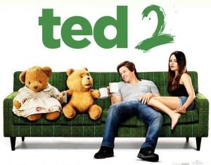 #NowNews : Lanzan tráiler oficial  de Ted 2