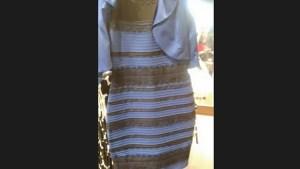 #Curiosidades ¿De que color es el famoso #TheDress que hoy inundó Twitter ?