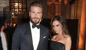 """#NowNews """"Por la cara de Victoria sé si voy bien o mal vestido"""" : David Beckham"""