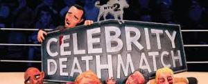 #Retro ¡ Tendremos nueva temporada de Celebrity Deatmatch !