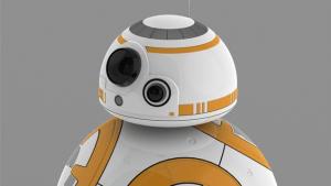 #Curiosidades Nuevo robot giratorio de Star Wars despierta la curiosidad de fans y científicos