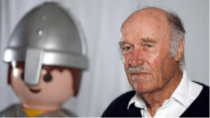 #Retro Falleció el creador de los famosos muñecos playmobil