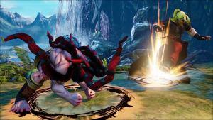 #Curiosidades Luchador Azteca formará parte de Street Fighter V