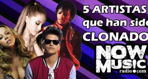 #Especial ¡ 5 artistas que han sido clonados !