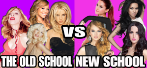 #Especial The old School VS New School (Divas Pop)