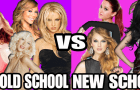 #Especial The old School VS New School (Divas Pop)