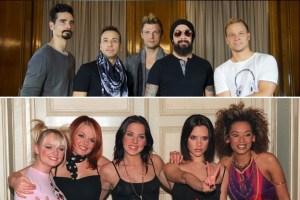 #NowNews: ¡ Backstreet Boys y Spice Girls tendrían posible gira !