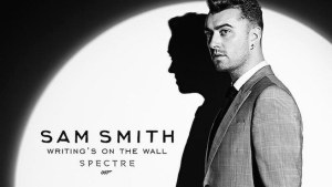 "#MúsicaNueva Por fin se libera canción del 007 "" Writing's On The Wall "" de Sam Smith."