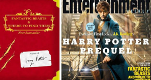 """#Cine : """"Fantastic Beasts and Where to Find Them""""; ¡Lo nuevo de Harry Potter!"""